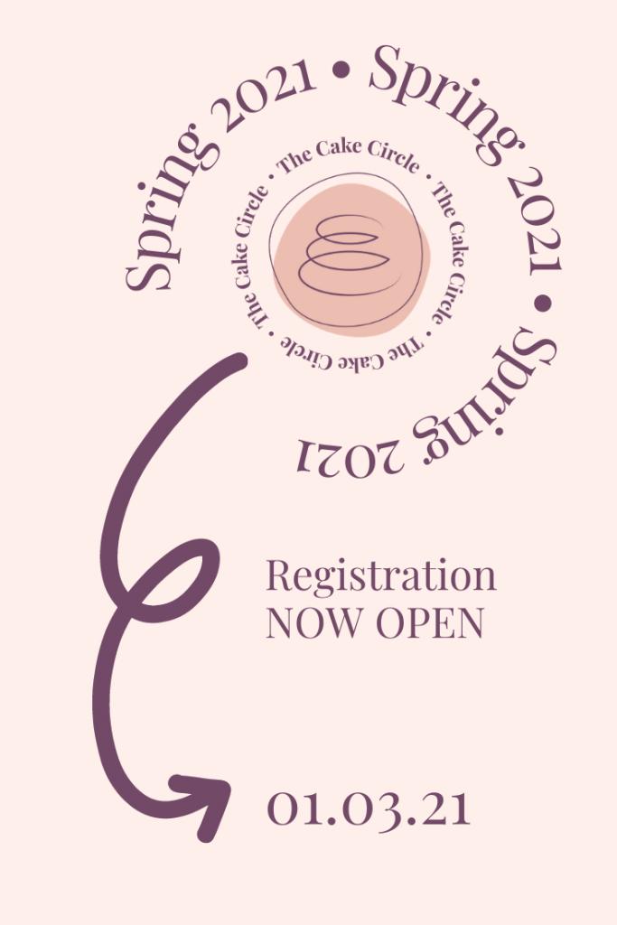 Registration Open Now TCC